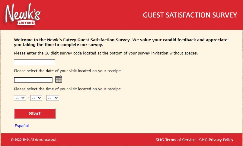 Newks Survey