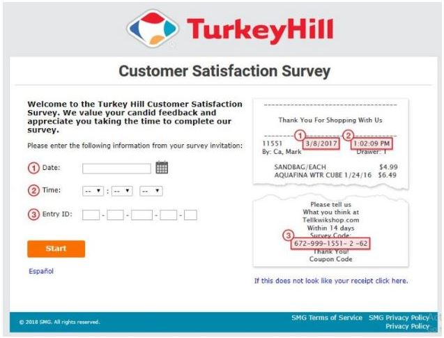 Turkey Hill Survey