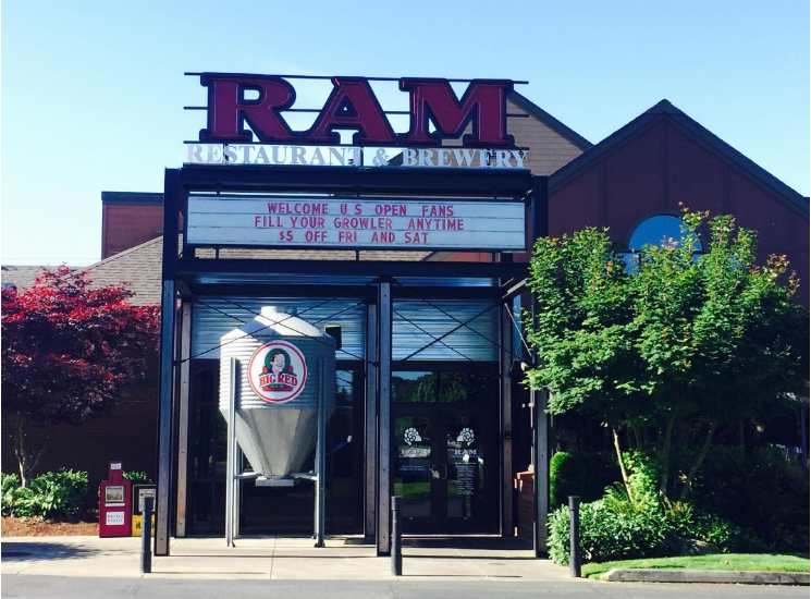 RAM Restaurant & Brewery Guest Satisfaction Survey