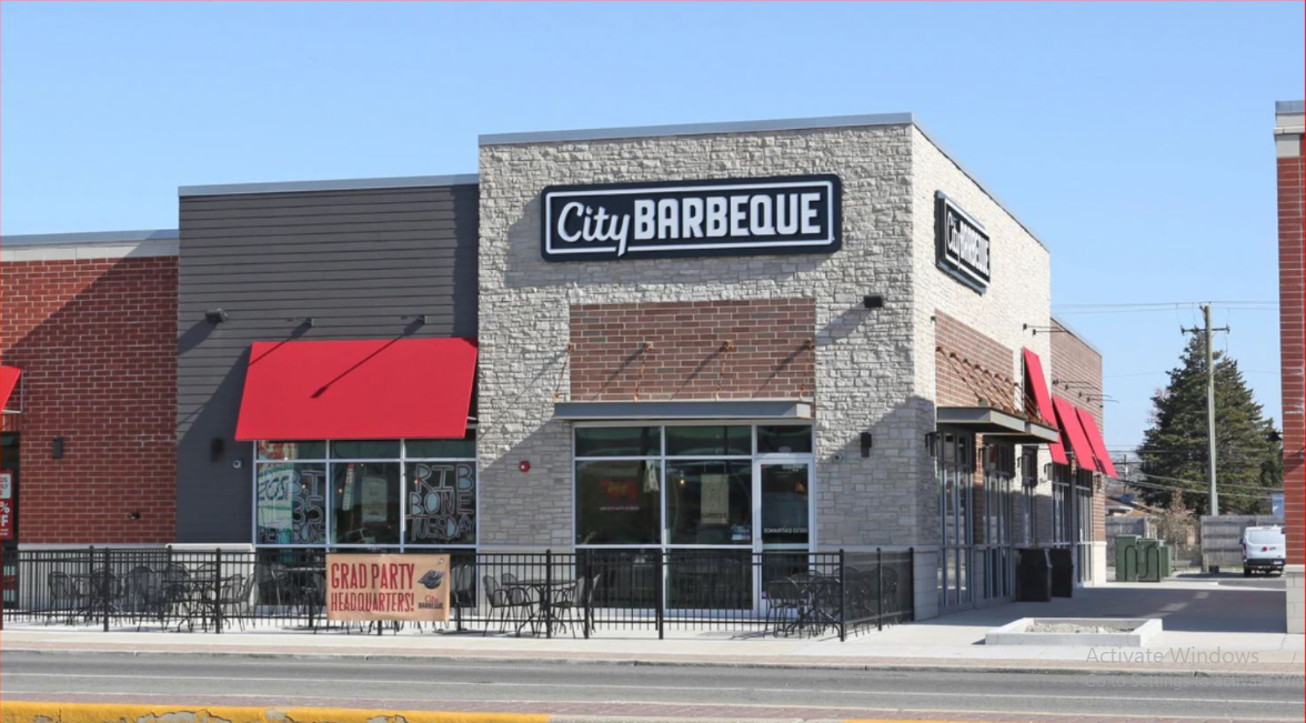 City Barbeque Guest Experience Survey