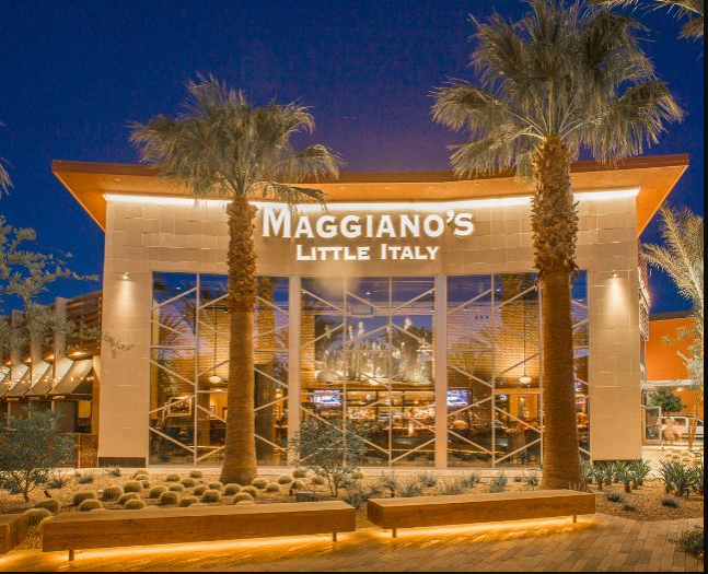 Maggiano's Guest Experience Survey